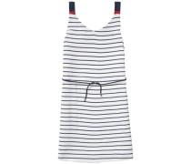 Dress »DG Basic A Line Dress Slvls« weiß
