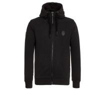 Zipped Jacket Birol II schwarz