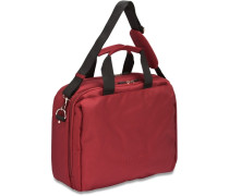 Notebook Laptoptasche 40 cm rot