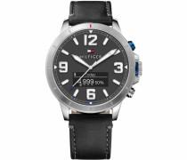 Casual Sport 1791298 Smartwatch schwarz