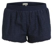 Hot Pants 'Bross' blau