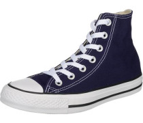 Chuck Taylor All Star High Sneakers navy / weiß