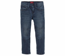 RED Label Junior 5-Pocket-Jeans blue denim