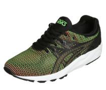 Sneaker 'gel-Kayano Trainer Evo' grün / rot / schwarz