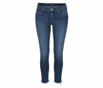 Destroyed-Jeans 'Scarlett' blau
