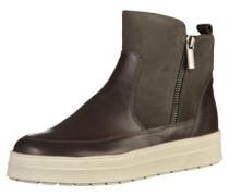 Sneaker mokka / schlammfarben