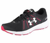Laufschuh 'Dash Run 2' rot / schwarz / weiß