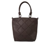 Handtasche 'Karolina' braun