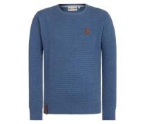 Pullover 'Zapzarap Zip Zap' blau