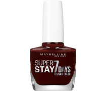 'Nagellack Superstay 7 Tage City Nudes' Nagellack bordeaux