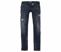 Slim-fit-Jeans 'Scanton' blue denim
