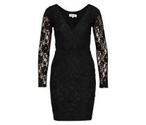 Kleid aus Spitze 'Ophra' schwarz