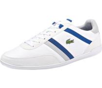 Sneakers 'Giron 117 1' royalblau / grau / weiß