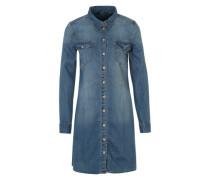 Jeanskleid 'ONLLonni' blau