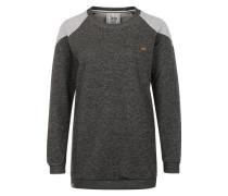Sweatshirt 'Mootje' grau