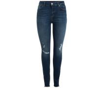 Jeans Slim Fit blau / blue denim