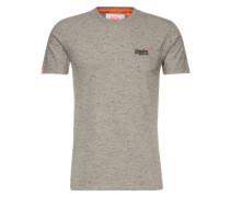 T-Shirt 'rain Slub Pocket Tee' hellgrau