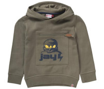 Sweatshirt 'ninjago Saxton' khaki
