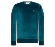 Male Sweatshirt petrol