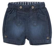 Baby Jeansshorts für Jungen blau