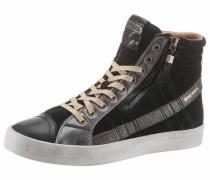 Sneaker 'D-String Plus' dunkelgrau / silber