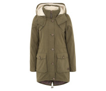 Winterparka 'Clancy' grün