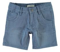 Jeansshorts nitralfjon Slim blau