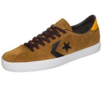 Cons Breakpoint Suede OX Sneaker Herren hellbraun / dunkelbraun / dunkelgelb