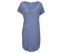 Nachthemd blaumeliert