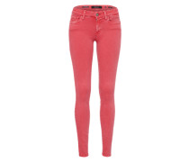 Skinny Jeans 'Luz' rot