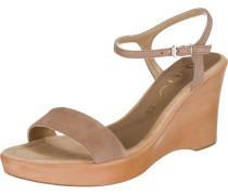 Rita Sandaletten beige / camel