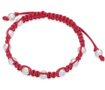Armband rot / weiß