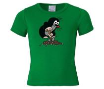 """T-Shirt """"Der Kleine Maulwurf"""" grün"""