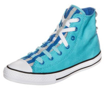 'Chuck Taylor All Star Loopholes High' Sneaker türkis