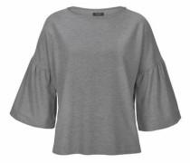 Sweatshirt 'jennifa' graumeliert