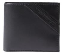 Portemonnaie 'Hiresh' schwarz