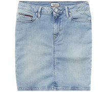 Hilfiger Denim Rock 'thdw Classic Denim Skirt 22 Sgbst' blue denim