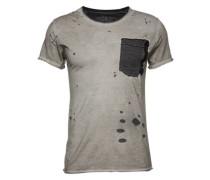 Shirt 'MT Andi round' grau