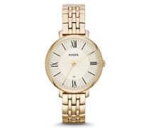 """Armbanduhr """"jacqueline"""" gold"""