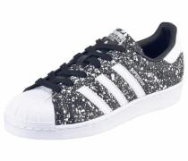 Sneaker 'Superstar W' schwarz / weiß