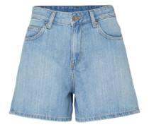 'Jenn' Jeansshorts blau