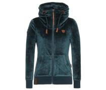 Female Zipped Jacket Monsterbumserin Mack III grün