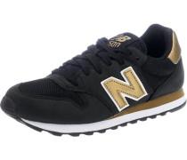 Sneakers 'gw500 B' gold / schwarz