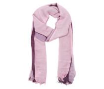 Schal mit Farbverlauf lila