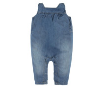 Latzhose blue denim