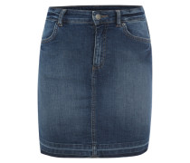 Jeansrock 'Pcamy' blue denim