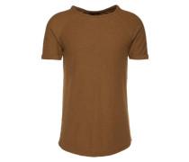 Shirt 'rgln Structure' brokat
