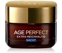 'Age Perfect Extra-Reichhaltig' Nachtpflege braun