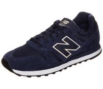 'wl373-Min-B' Sneaker Damen nachtblau / weiß