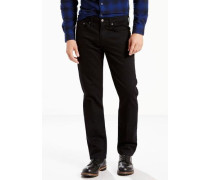 Slim-fit-Jeans black denim